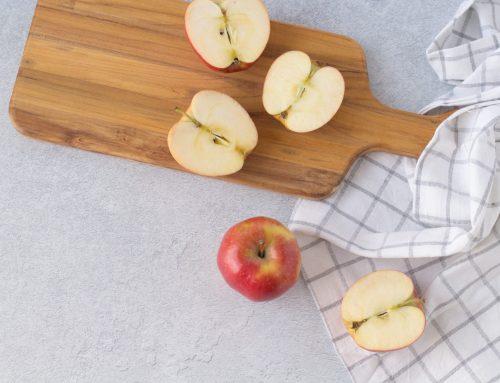 Forgotten Ingredient Apple Muffin